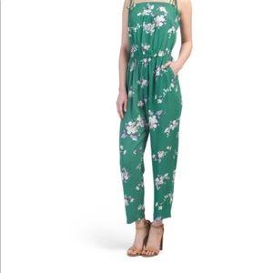 Jaase Boho Forever Flowers XL Womens  jumpsuit